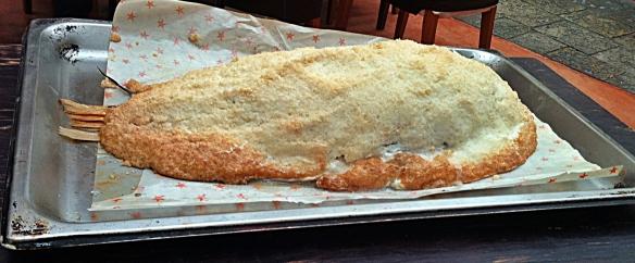mivida fish in crust