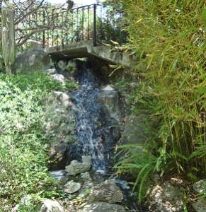puertecita waterfall