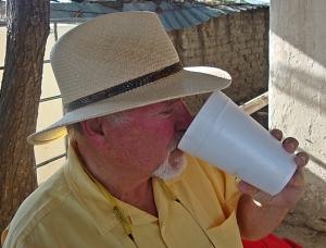 pulque jack cup