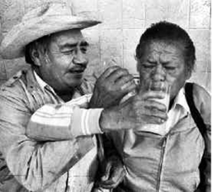 pulque old drinkers