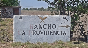 pulque rancho sign