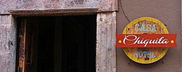 chiquita sign