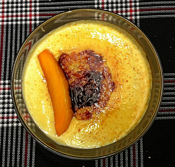 paprika creme brulee