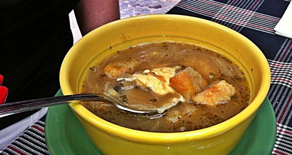 paprika onion soup