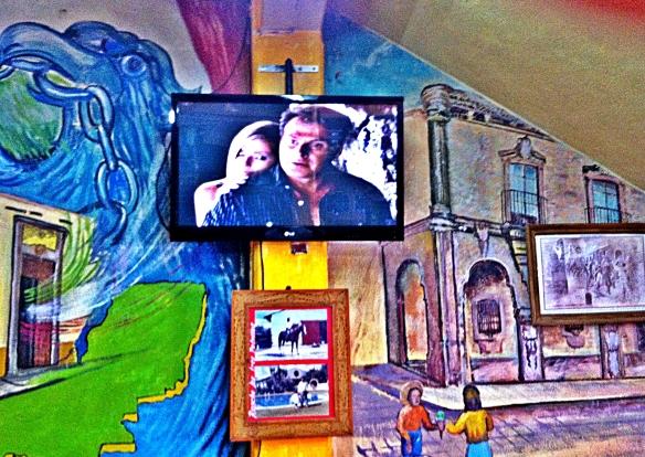 carnitas vicente murals telenovella