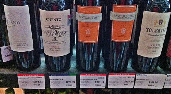 cab pascual toso on shelf