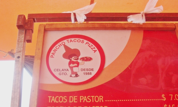 tacoselpastorpanchosign