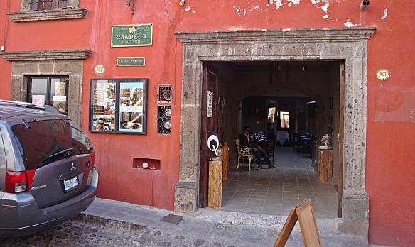 firenze front entrance