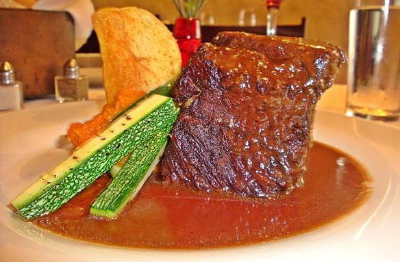 firenze short rib on plate