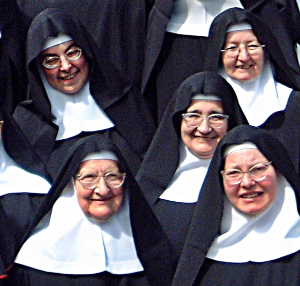 nuns group pic
