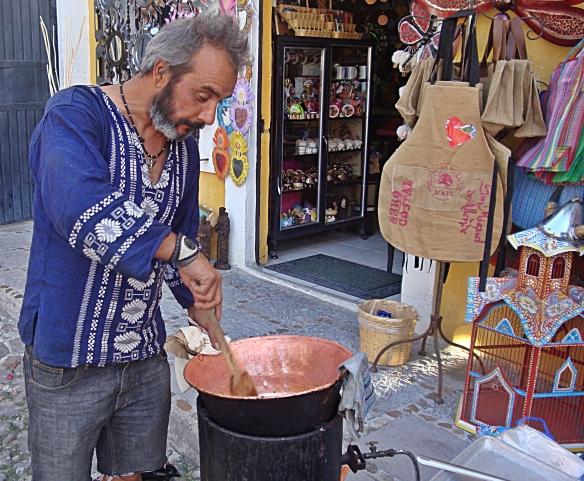 pecans artesan vendor