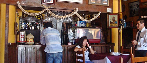 antigua bar and child