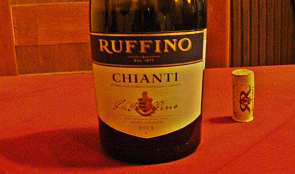 antigua chianti bottle two