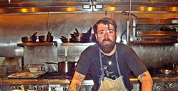 drake chef with appliances