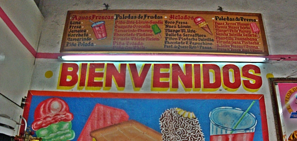 paletas color michoacan